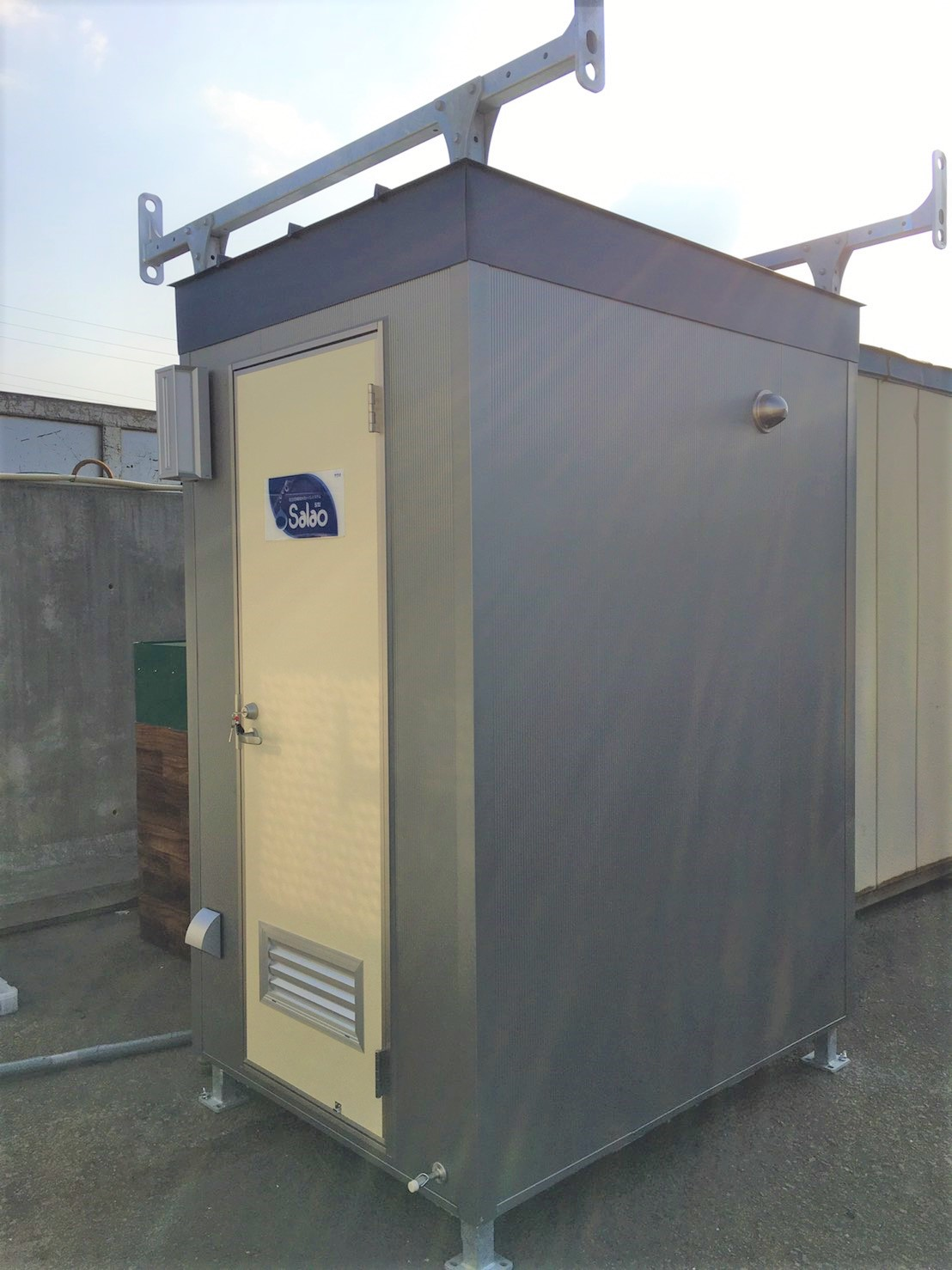 サラオ:豊橋市にサラオSⅠ型を設置しました